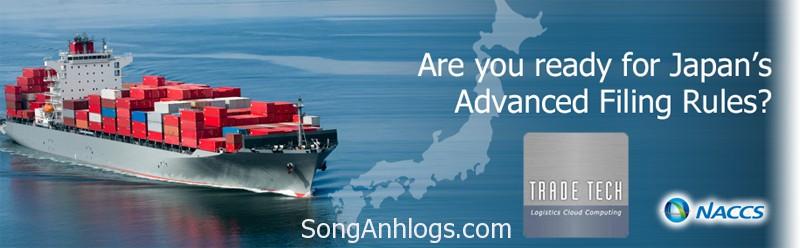 Japan Advance Filing Rules
