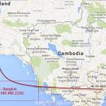 Vận chuyển hàng lẻ container đường biển đi Bangkok