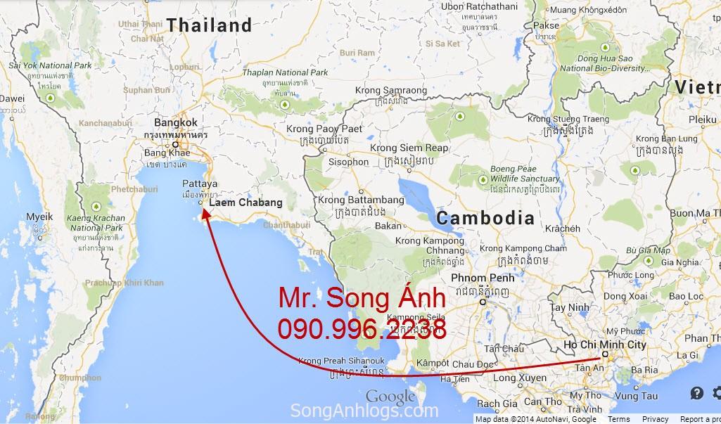 Cảng Laem Chabang
