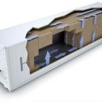 Container 40 feet thể tích bao nhiêu