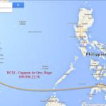 Cước vận chuyển đường biển Cagayan De Oro, Bugo, Phillipines