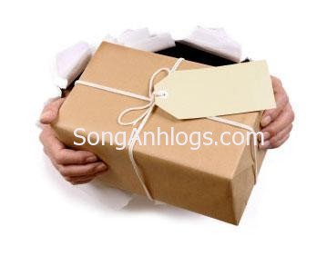 shiper gởi hàng và làm  bill