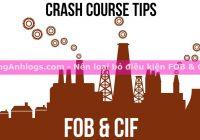 Có nên bỏ FOB và CIF ?