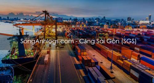 Cảng Sài Gòn (SGS) là một trong những cảng lớn của nước ta