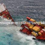 Rủi ro trong bảo hiểm hàng hải và phân loại rủi ro