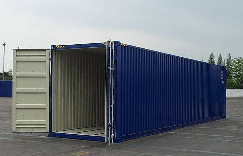Container chở hàng