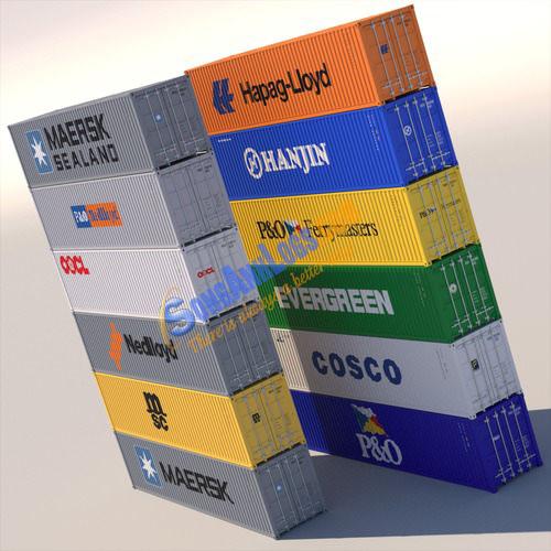 Chọn Đúng Container Hãng Tàu Trong Booking