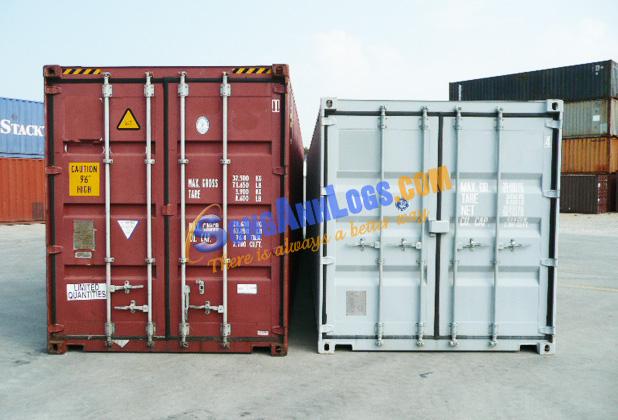 So Sánh Container 40 feet thường và 40 feet cao