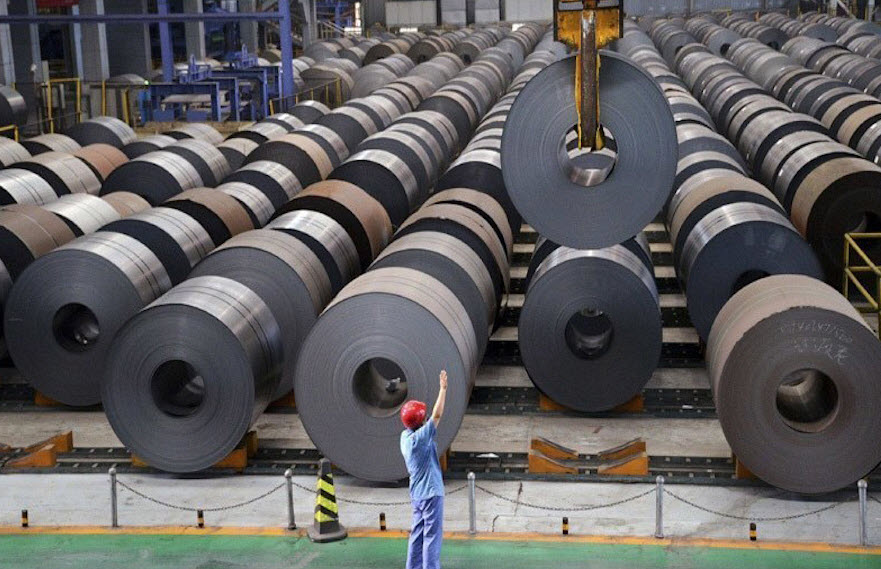 Вьетнам введет антидемпинговые пошлины на сталь с покрытием из Китая и Южной Кореи