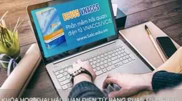 Khóa học khai hải quan điện tử Ecus