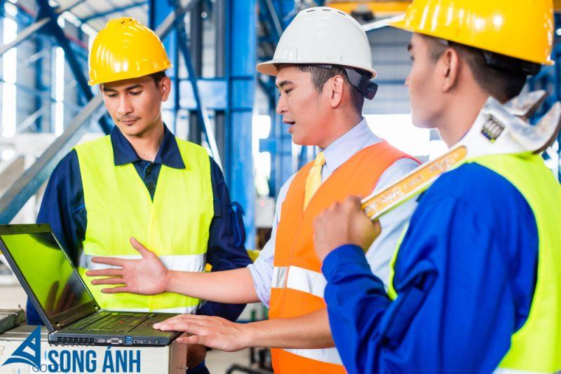 MSDS giúp công nhân phòng chống nguy hiểm
